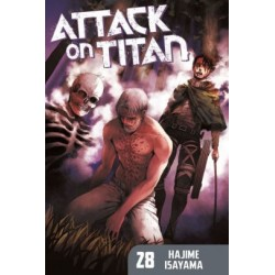 Attack on Titan V28