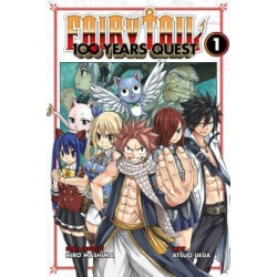 Fairy Tail 100 Years Quest V01