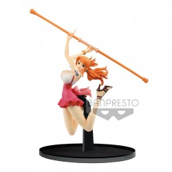 One Piece BWFC Nami Banpresto...