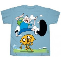 Adventure Time Finn Kick Men Mens
