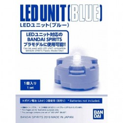 Gunpla Blue LED Unit