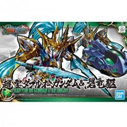 SDGWSS K07 Zhao Yun 00 Gundam &...