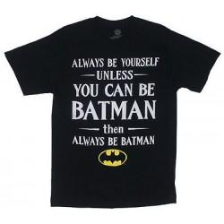 Batman Always Be Mens