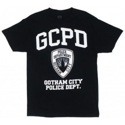 Batman Gotham GCPD Mens