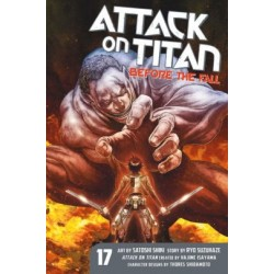 Attack on Titan Before the Fall V17