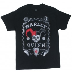 DC Harley Quinn Board Mens