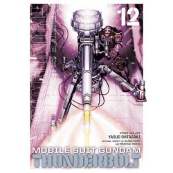 Mobile Suit Gundam Thunderbolt V12