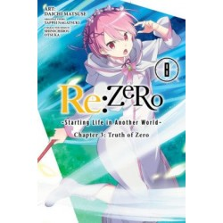 Re:Zero Manga CH03 V08 Truth of Zero