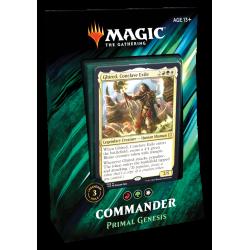 MTG 2019 Primal Genesis Commander...