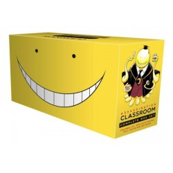 Assassination Classroom Box Set...