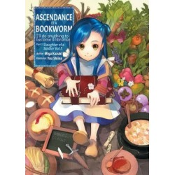 Ascendance of a Bookworm Novel V01