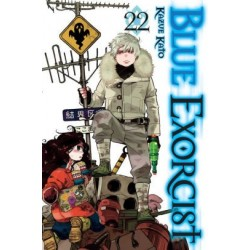 Blue Exorcist V22