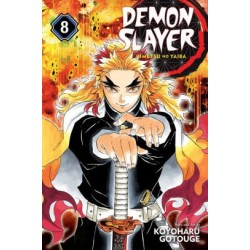 Demon Slayer V08 Kimetsu No Yaiba