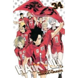 Haikyu!! V34