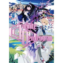 Infinite Dendrogram Novel V01