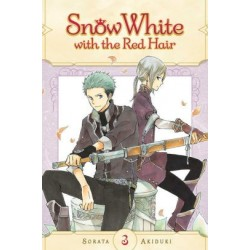 Snow White with the Red Hair V03