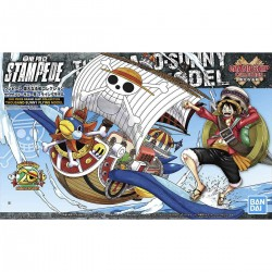 One Piece GSC K15 Thousand Sunny...