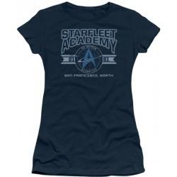 Star Trek Blue Starfleet Academy...