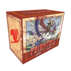 Fairy Tail Box Set 1 V01-V11