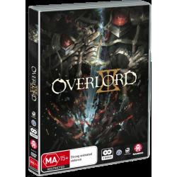 Overlord Season 3 DVD