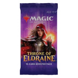 MTG Throne of Eldraine Booster