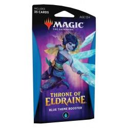 MTG Throne of Eldraine Blue Theme...
