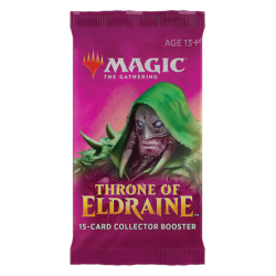 MTG Throne of Eldraine Collector...