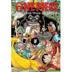 One Piece Color Walk Compendium...