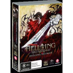 Hellsing Ultimate DVD Complete...