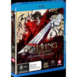 Hellsing Ultimate Blu-ray...