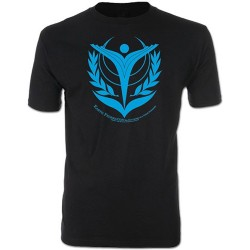 Gundam Earth Federation Logo Mens...