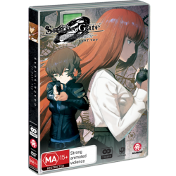 Steins Gate 0 Part 2 DVD Eps...