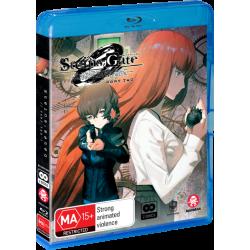 Steins Gate 0 Part 2 Blu-ray Eps...