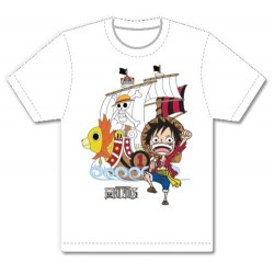 One Piece Luffy & Thousand Sunny...