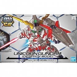 SDGCS K12 Unicorn Gundam Destroy...