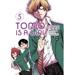 Tomo-Chan is a Girl! V05