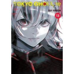 Tokyo Ghoul:Re V13