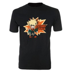 MHA SD Bakugo Mens T-Shirt