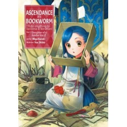 Ascendance of a Bookworm Novel V02