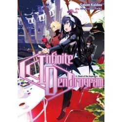 Infinite Dendrogram Novel V03
