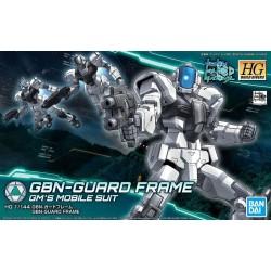 1/144 HG GBD K020 GBN-Guard Frame