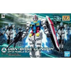 1/144 HG GBD K025 GBN-Base Gundam