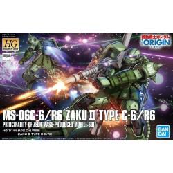 1/144 HG TOR K025 Zaku II Type...