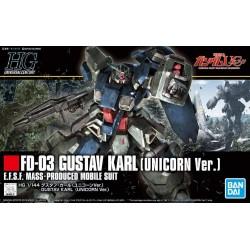 1/144 HG UC K221 Gustav Karl...