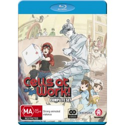 Cells at Work! Blu-ray Complete...