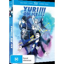 Yuri!!! On Ice DVD/Blu-ray Combo...