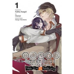 Bungo Stray Dogs Another Story...