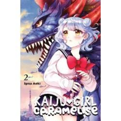 Kaiju Girl Caramelise V02