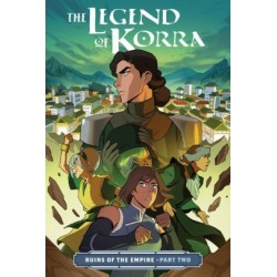 Avatar Legend of Korra Ruins of...