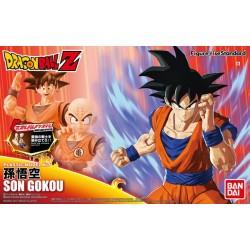 DBZ FRS Son Goku Figure-rise...